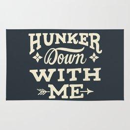 Hunker Down Rug
