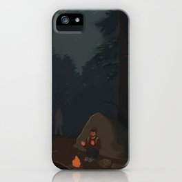 Fireflies (The Last of Us) iPhone Case