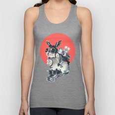 Time Traveller Unisex Tank Top
