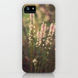 Field of Flowers 05 iPhone Case