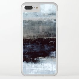 Exaggerated Clear iPhone Case