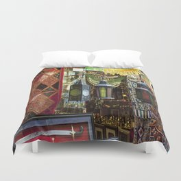 Arabian Lanterns 2! Duvet Cover