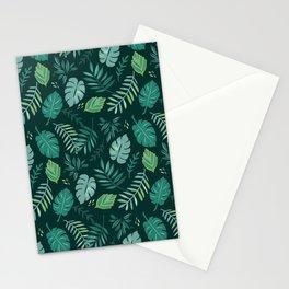 Leafy Palms Stationery Cards