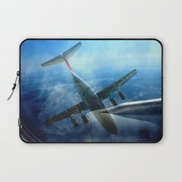 Aircraft collage Laptop Sleeve