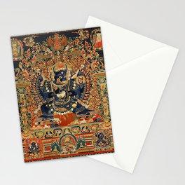 Tantric Buddhist Vajrabhairava Deity 2 Stationery Cards
