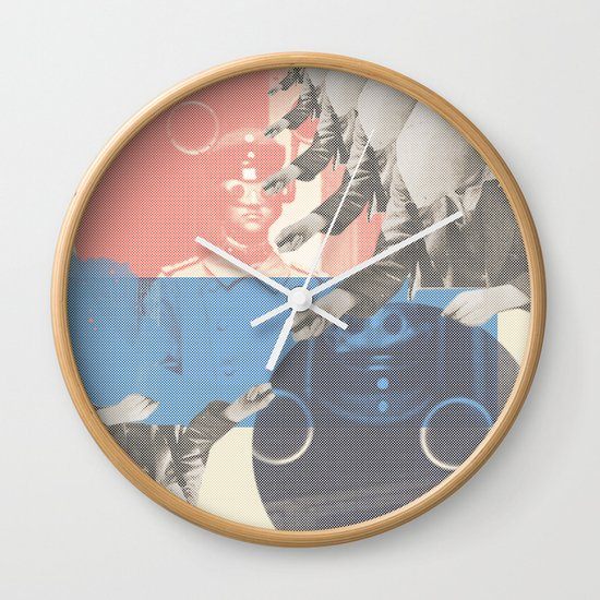 do you copy?? Wall Clock