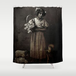 Like Lambs to the Slaughter Shower Curtain