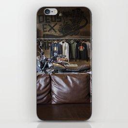 Deus iPhone Skin