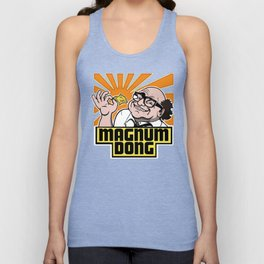 Magnum Dong Unisex Tank Top