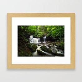 Falls of the Northeast 2.  Framed Art Print