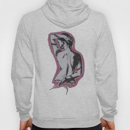 Beautiful Zombie   Hoody