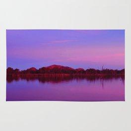 Pinks of Lake Kununurra Rug