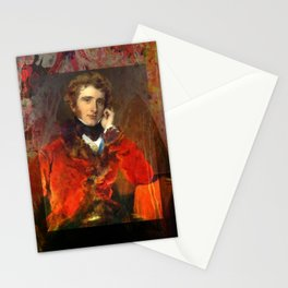 Gentleman of Fortune Stationery Cards