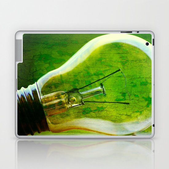 think green Laptop & iPad Skin