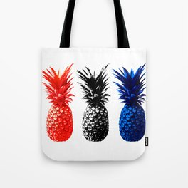 Patriotic Pineapple Tote Bag