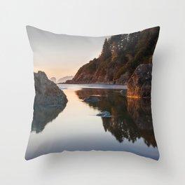 Passageway Throw Pillow