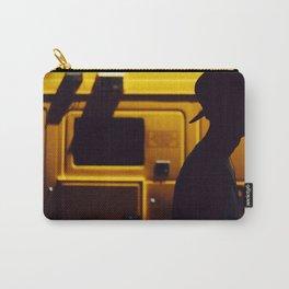 Yellow van Australian man Carry-All Pouch