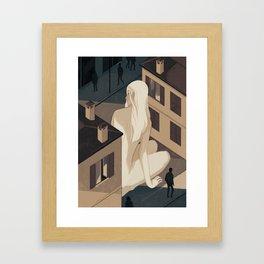 Absence 2nd Framed Art Print