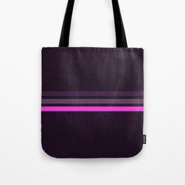 Alamak - Classic Retro Stripes Tote Bag