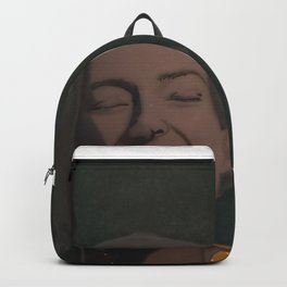 Spooky action at a distance Backpack