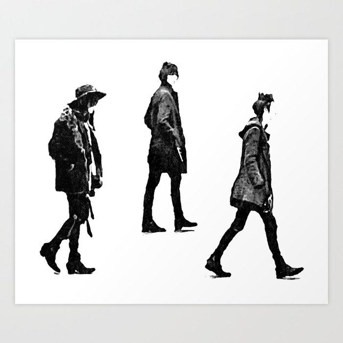 Palaye Royale | Walk Art Print