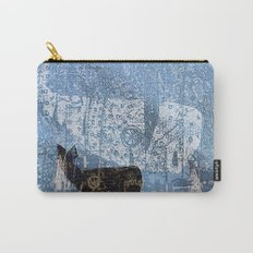 whale and spirit Carry-All Pouch