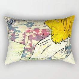X-Girl. Rectangular Pillow