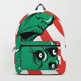 Green Yokai Backpack