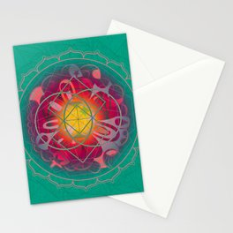 Love Bomb Stationery Cards