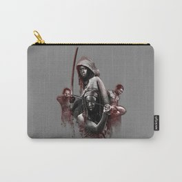 Michonne from The Walking Dead Carry-All Pouch