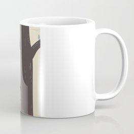 Go Outdoors Tree poster Coffee Mug