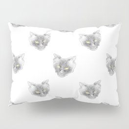 Don't Bother Me Pillow Sham