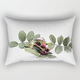 Chestnut (Castanea/ Rowan Rectangular Pillow