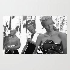 Montreal 2008 – Yves Saint Laurent Love - 40 years of creation retrospective Rug