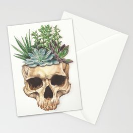 From Death Grows Life Stationery Cards