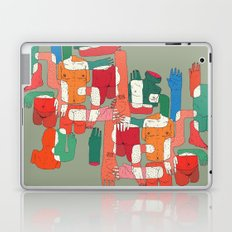 body interaction Laptop & iPad Skin