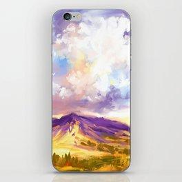 After rain iPhone Skin