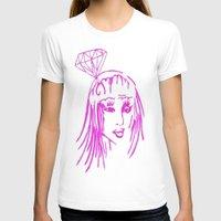 nicki T-shirts featuring cronart by cronart