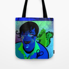 Candy Colored Frown Tote Bag