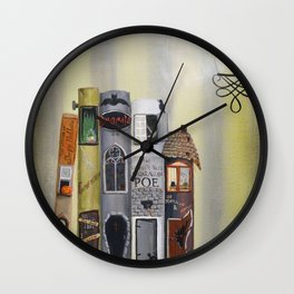 Horror Classics Wall Clock