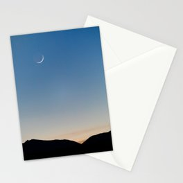 Moon Over Mesquite Stationery Cards