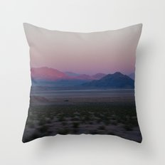 Glory Hours Throw Pillow