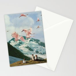 The Beauty of Freedom Stationery Cards