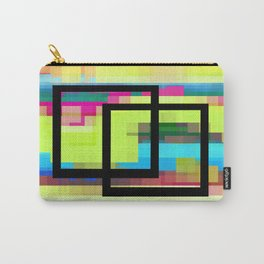 Time and Place Carry-All Pouch