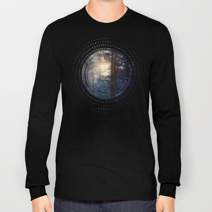 A walk in the forest Long Sleeve T-shirt