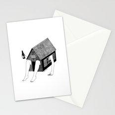 Sunday Chilling Stationery Cards
