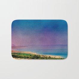 Dreamy Dead Sea I Bath Mat