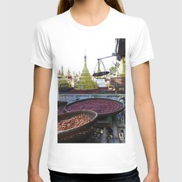 View from the Nunnery, Myanmar T-shirt