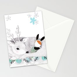 Goodnight my Deer Stationery Cards