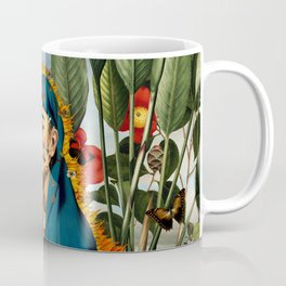 Frida V Coffee Mug